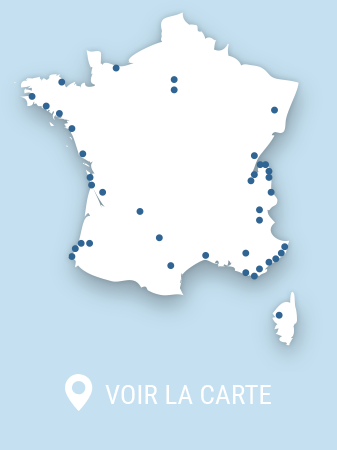 All our destinations in France